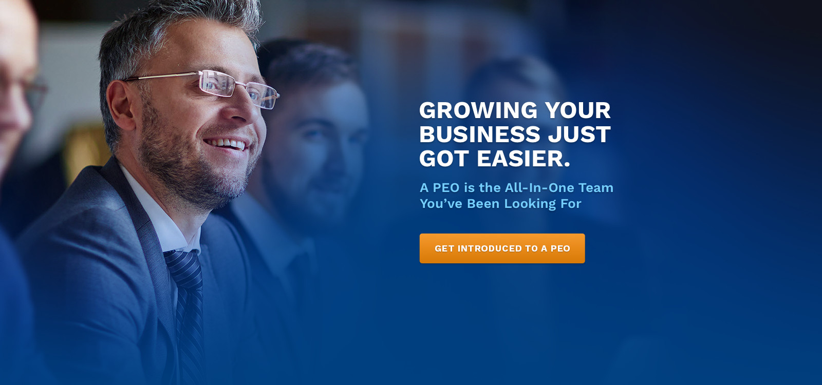 Growing Your Business Just Got Easier - Click to Find a PEO